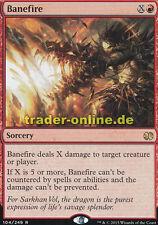 Banefire (era impegnativa fuoco) Modern Masters 2015 Magic