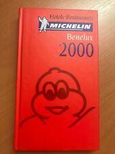 Guide Michelin Benelux 2000