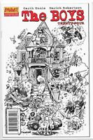 The Boys 24 Sketch Robertson VARIANT Garth Ennis Amazon TV NM Animal House G-Wiz