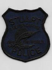 Subdued Blue SWAT SRT Stuart Police State Florida FL