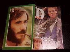 DOLLY 55 1979 interviste a Leif Garrett e Miguel Bosé + Poster LE ORME