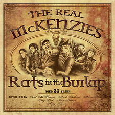 The Real McKenzies - Rats in the Burlap [New CD] Canada - Import
