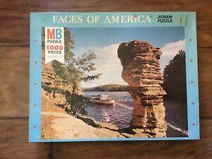 NEW Vintage 1000 piece puzzle