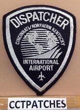 CINCINNATI NORTHERN KENTUCKY, OHIO INTERNATIONAL AIRPORT DISPATCHER POLICE PATCH