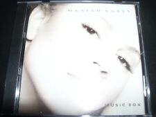 Mariah Carey ‎– Music Box (Ft Hero Without You Dreamlover) Aust CD – Like New