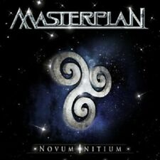Master Plan-Novum Initium Vinyle LP 11 TRACKS HARD & HEAVY/POWER METAL NEUF