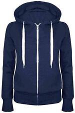 Markenlose Damen-Kapuzenpullover & -Sweats aus Baumwolle in Größe 3XL