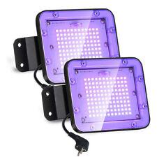 30W LED Schwarzlicht Strahler UV Fluter Wasserdicht Scheinwerfer Club Partylicht