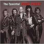 JUDAS JUDIS PRIEST - Essential - The Very Best Of - Greatest Hits 2 CD BRAND NEW