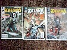 Katana New52 DC #1,#2