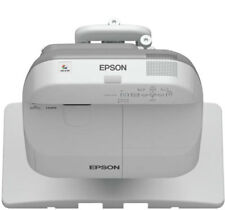 Epson EB-580 LCD Ultra-short-throw Projector 3200 ANSI H604B
