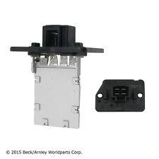 Beck/Arnley 204-0089 Blower Motor Resistor