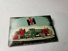 New ListingVintage International Harvester Farm Large Advertising Matches