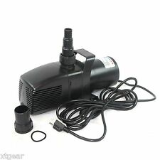 Pond Pump Water Fountain Waterfall Pump 3434 GPH Submersible Pool Pump JAP1300