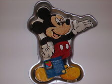 Wilton Disney MICKEY MOUSE Unlimited Full Body Party CAKE PAN Mold #2105-3601