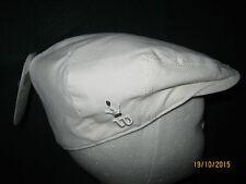 """Wilson GOLF / TENNIS Cap (NWT) S / M """"WHITE"""" 100% Cotton"""