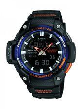 Casio Herrenuhr Uhr Resin Barometer Höhenmesser Thermometer SGW-450H-2BER