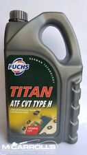 FUCHS TiTAN ATF CVT type CVT transmission oil Part FUCHSATFCVTHON