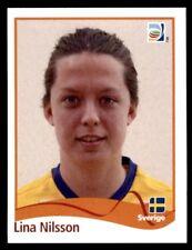 Panini Women's World Cup 2011 - Lina Nilsson Sweden No. 239