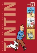 The Adventures of Tintin: Volume 3 (Hardback or Cased Book)