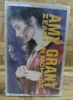 Vintage Cassette Tape AMY GRANT Heart In Motion NEW Factory Sealed CS 5321