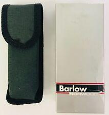 Barlow MultiTool Pocket Knife With Hunter Green Nylon Case Clean Beta Technology