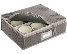 China Storage Quilted 6 Cases Set Cabinet Dishes Dinnerware Containers Storages