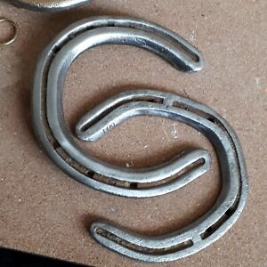 Real Used lucky horseshoes from Devon  craft, decor or wedding