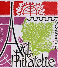 Yt 1836 A  ART ET PHILATELIE PARIS   FRANCE  FDC  ENVELOPPE PREMIER JOUR