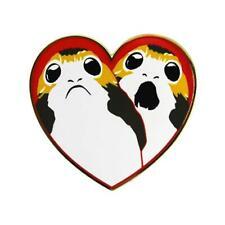 Pin Bxe Buttons Porg Heart Enamel