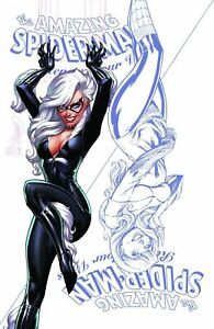 AMAZING SPIDERMAN RENEW YOUR VOWS 13 UNKNOWN J SCOTT CAMPBELL C BLUE VARIANT NM