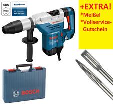 BOSCH Bohrhammer GBH 5-40 DCE + Meißel + Vollservice-Gutschein