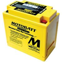 Motobatt Battery For Honda ATC250SX 250cc 85-87