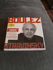 Pierre boulez conducts stravinsky 6 cds