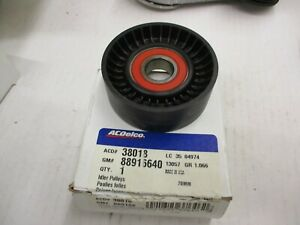ACDelco 38018 Idler  Pulley