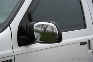 Putco 401116 Door Mirror Cover-Chrome fits 99-07 Ford F-250/350 Super Duty