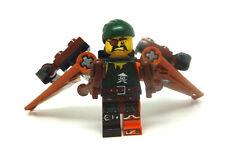 Nr.372) LEGO® Ninjago™ Bucko aus (70604)  Ninja Djinn Piraten
