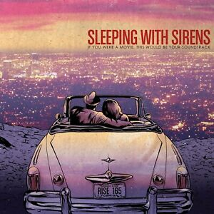 SLEEPING WITH SIRENS - IF YOU WERE A MOVIE,THIS WOULD BE  CD NEUF