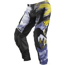 $160 Shift Faction Camo Motocross Pants Size 28