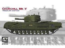 1/35 AFV Club Churchill Mk.V 95mm Howitzer #35155