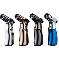 New Jet Straight Flame Butane Spray Torch Cigar windproof Lighter gas Christmas