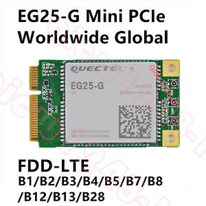 EG25 EG25-G Mini PCIe FDD-LTE Worldwide Global B1/B2/B3/B4/B5/B7/B8/B12/B13/B28
