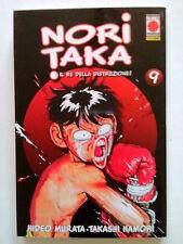 Noritaka n. 9 di Murata, Hamori - ed. Planet Manga