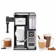 Ninja Coffee Bar Single-Serve Home Brewing System Auto iQ Espresso, Latte, Iced