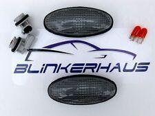 SMOKED Nissan Micra K11 Almera N16 Tino 100NX GTI 200SX Side Repeaters Indicator