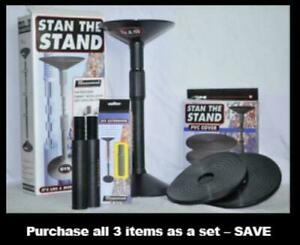 Stan the Stand Ultimate Cabinet Levelling, 3rd Hand Support Installation System