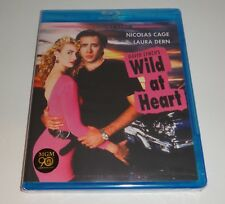 Wild at Heart (1990) David Lynch Limited Edition Blu-Ray OOP Only 3000 Made