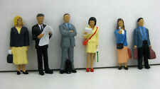 Bachmann Spur-0-Figuren 33160 - 6 stehende Reisende