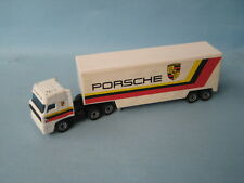 Matchbox Convoy Daf Porsche Truck Pre-Pro with Ribbed Box not Smooth RARE UB
