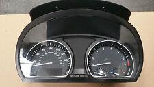 BMW E83 X3 2.5i 3.0i Benzina Strumento Cluster Tachimetro Orologi 3413129